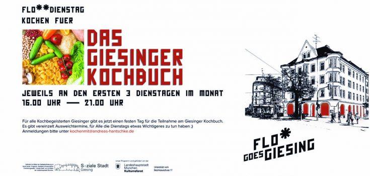 Backhelden im Giesinger Kochbuch