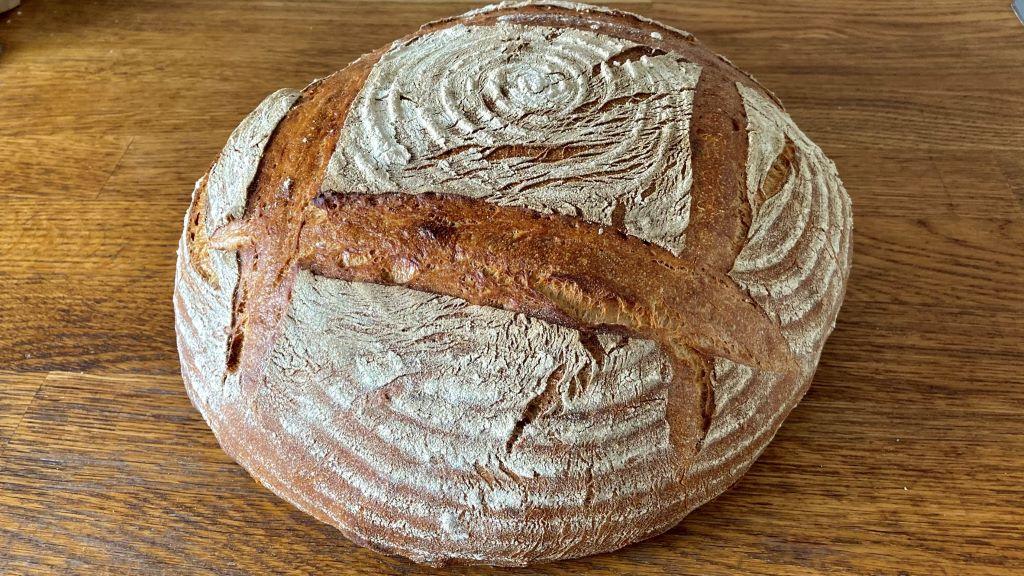 Urkorn Emmer Brot